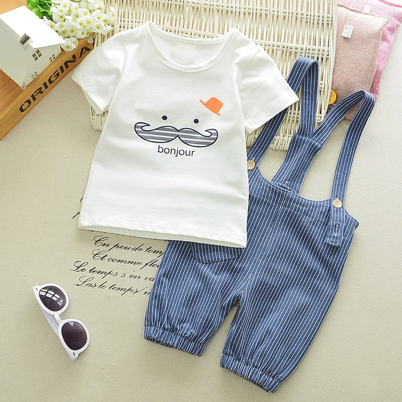 BibiCola baby boy clothing set image