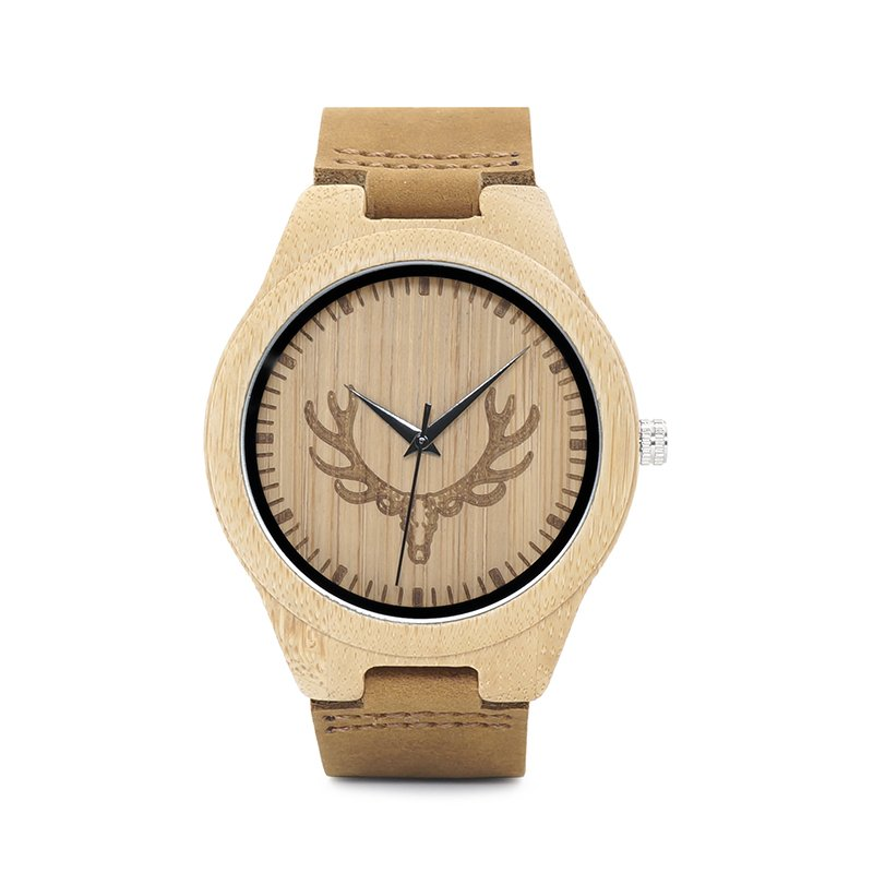 Dear style bamboo wooden watches image