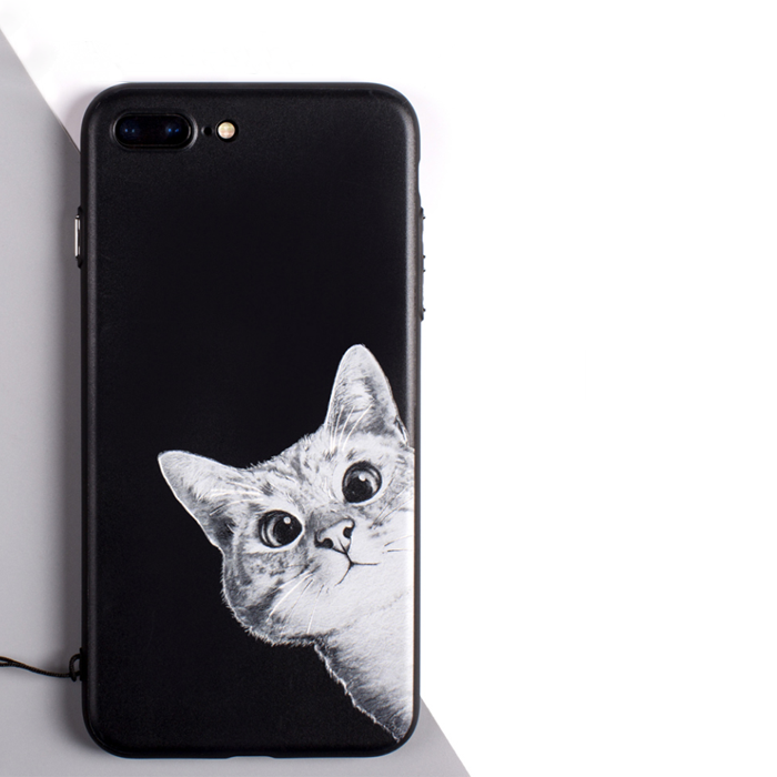 Cat iPhone cases image