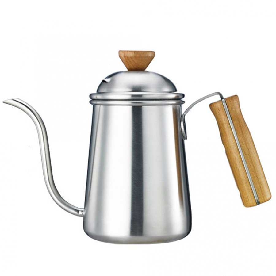 Gooseneck pour over coffee kettle image