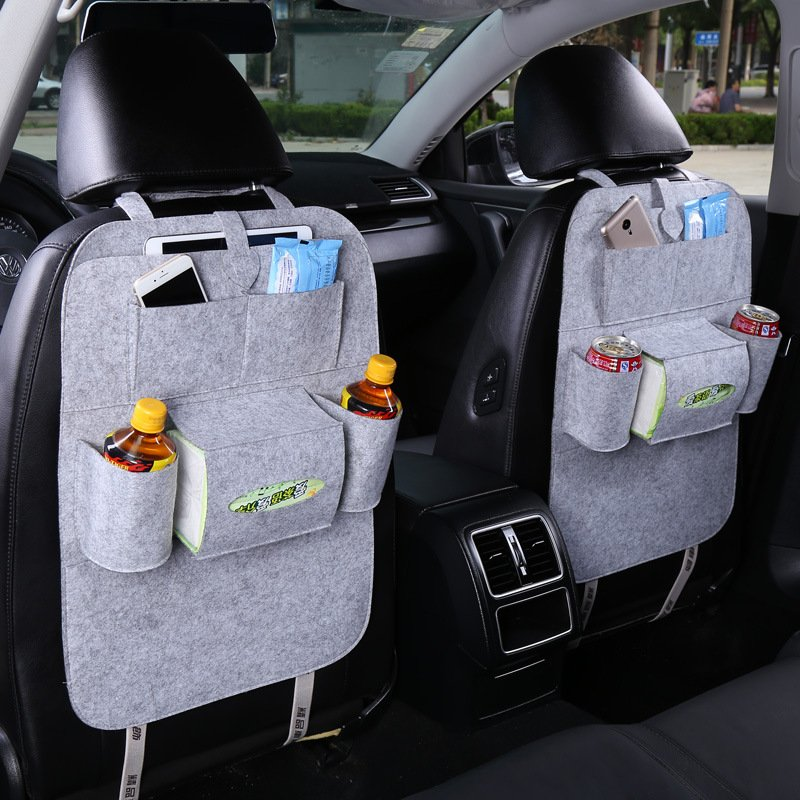 Car backseat organiser image