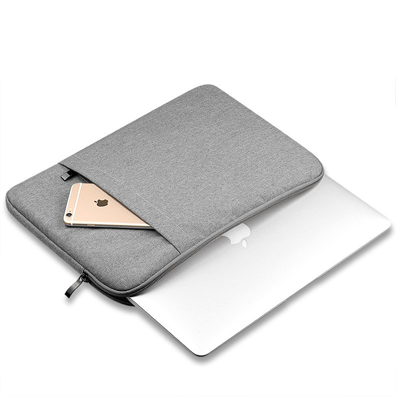 Nylon laptop sleeve bag image