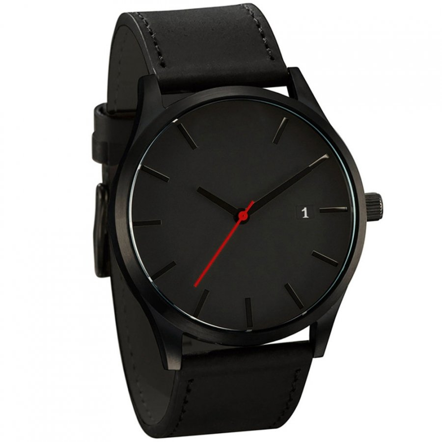 Black out mens watch image
