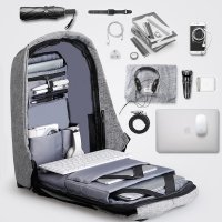 Usb charging utility backpack
