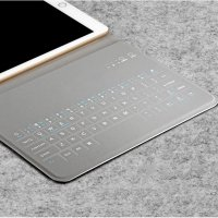 Waterproof iPad bluetooth keyboard case