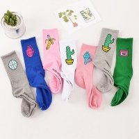 Icon cotton socks