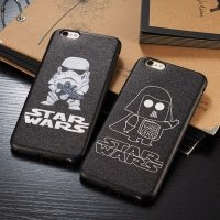 Star Wars mate back iPhone case
