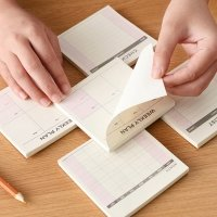 Paper TO-DO list notepad