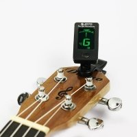 Clip-on digital tuner