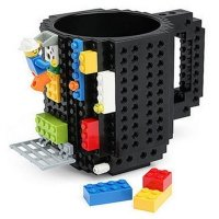 Building blocks cup