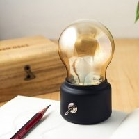 Vintage USB desk LED bulb