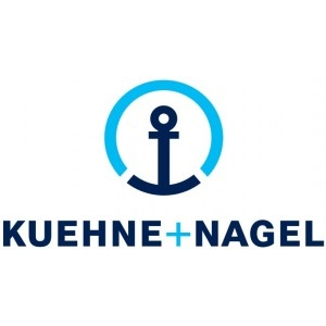 Kuehne + Nagel tracking