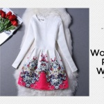 6 Trendy Aliexpress Womens Dresses Popular This Winter Season