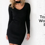 Top 7 Aliexpress Womens Dresses Popular This Season 2016/2017