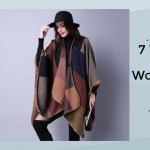 7 Warm & Cozy Aliexpress Womens Scarves for Season 2016/2017